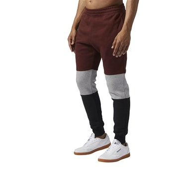 Pantalon jogging - bordeaux
