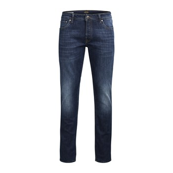 Mike - Jean slim - denim bleu