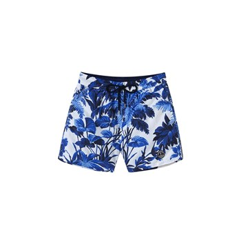East - Short de bain - bleu