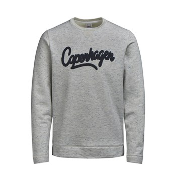 Cymbal - Sweat-shirt - gris