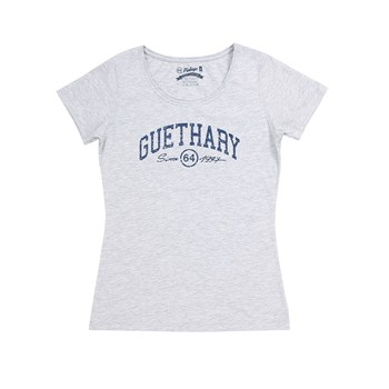 Guetharcy City - T-shirt manches courtes - gris chine