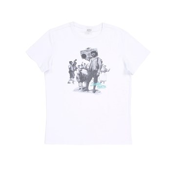 Guethary Blaster - T-shirt manches courtes - blanc