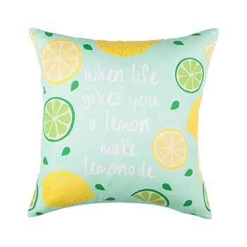 Ifilhome - Lemonade - Coussin - multicolore