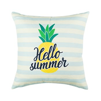Ifilhome - Pineapple - Coussin - multicolore