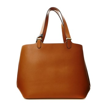 Kopa - Shopping bag - cognac
