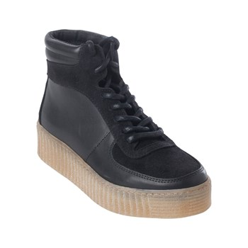 Paloma - Sneakers in pelle - nero