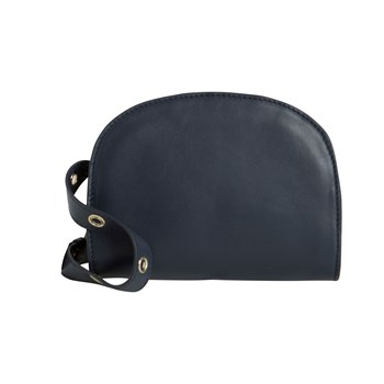 Noreen - Pochette in pelle - blu scuro
