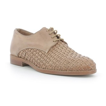 Tufou - Derby in pelle - beige