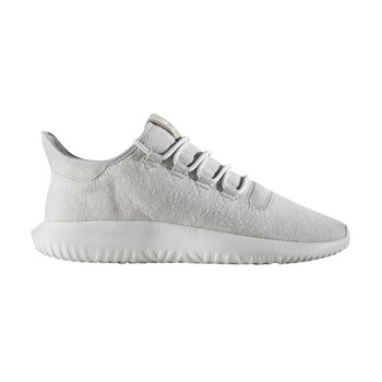 Tubular Shadow - Baskets en cuir mélangé - gris