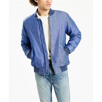 Levi's - Thermore - Bombers - bleu