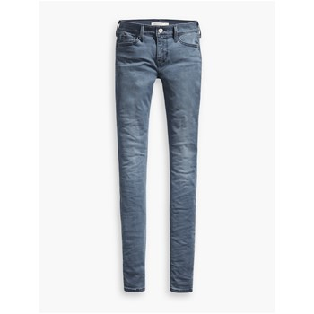 Innovation - Jean skinny - denim bleu