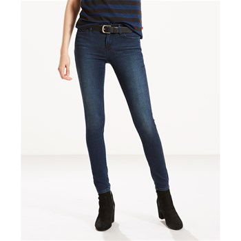 Innovation - Jean super skinny 710 - denim bleu