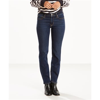 712 - Jean skinny slim - denim bleu