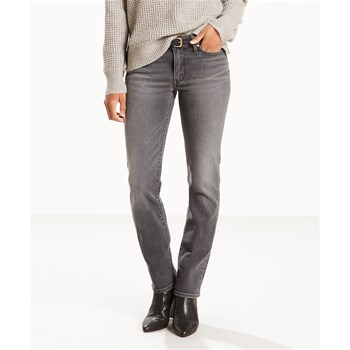 714 - Jeans Bootcut - grigio