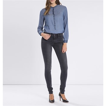 Innovation - Jean super skinny 710 flawlessfx - noir
