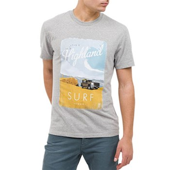 Tay - T-shirt manches courtes - gris