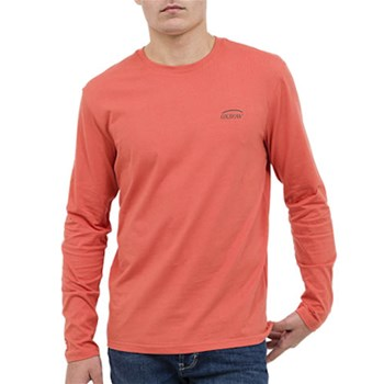 Teith - T-shirt manches longues - orange