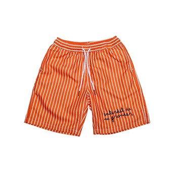 Interdit de me Gronder - Playa - Short - orange