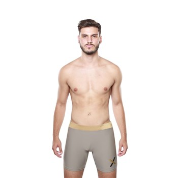 Crystal Dust - Kanon - Bas de maillot - taupe
