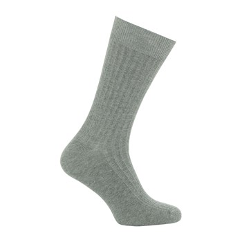 Chaussettes - gris chine