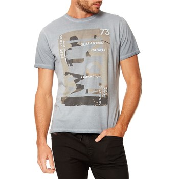 Baswood - T-shirt manches courtes - gris