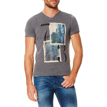 Acero - T-shirt manches courtes - anthracite
