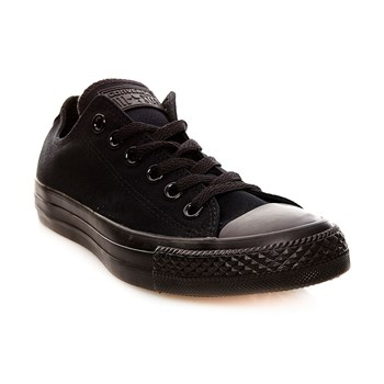 Chuck Taylor All Star Monochrome Ox - Baskets - noir
