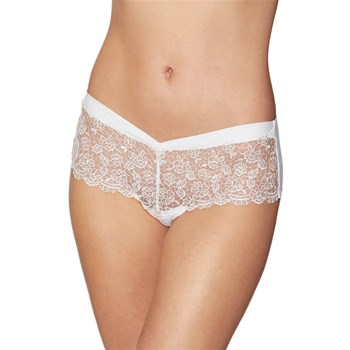 Secret de Charme - Shorty - blanc