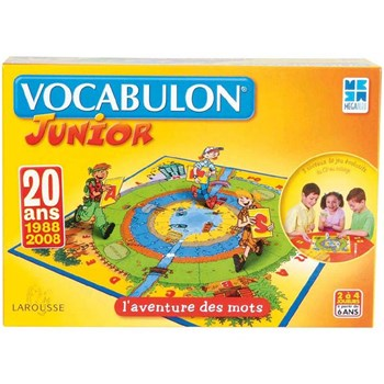 Jeu vocabulaire junior - Jeu vocabulon junior - multicolore
