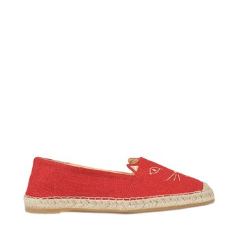 Kitty - Espadrilles - rouge