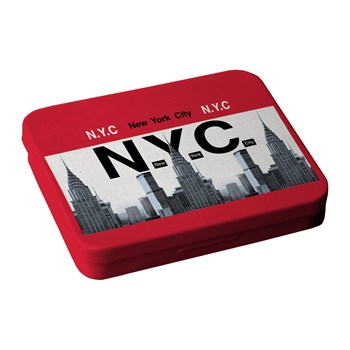New-York - Caja - multicolor