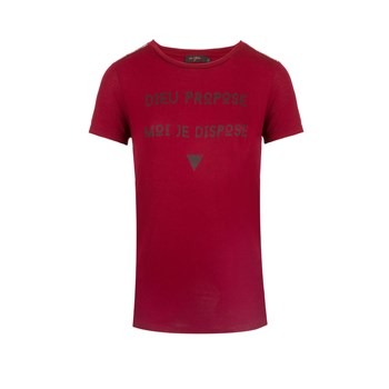 On you - T-shirt manches courtes - rouge