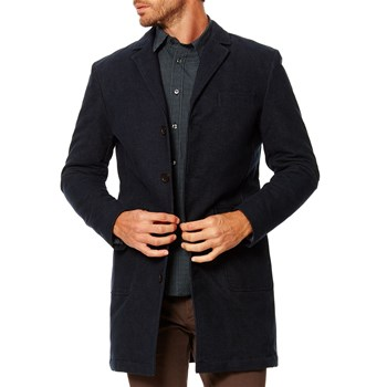 Cappotto casual - blu scuro