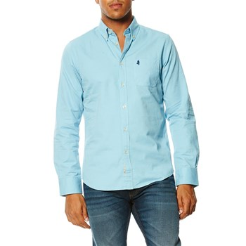 Chemise casual - turchese