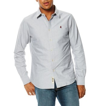 Chemise casual - gris