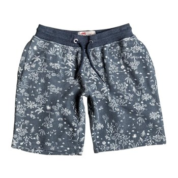 Short - marineblau