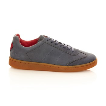 Clicoeur - Sneakers in pelle - blu scuro