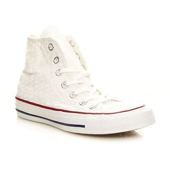 Chuck Taylor All Star Hi - Baskets montantes - blanc