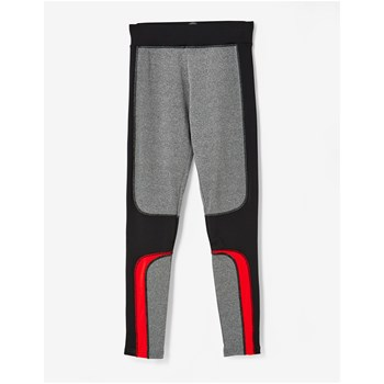 Legging fitness - gris