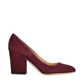 Virginia - Escarpins en cuir - rouge