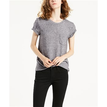 Perfect pocket - Top - gris