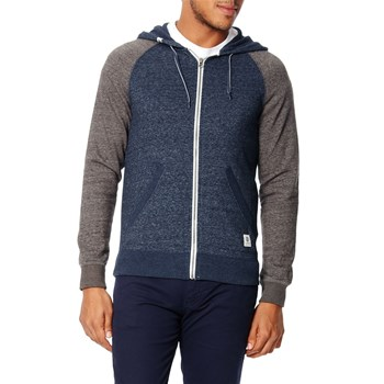Element - Meridian Block - Sweat à capuche - bleu