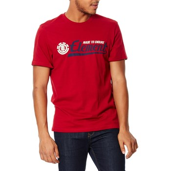 Signature - Kurzärmeliges T-Shirt - rot