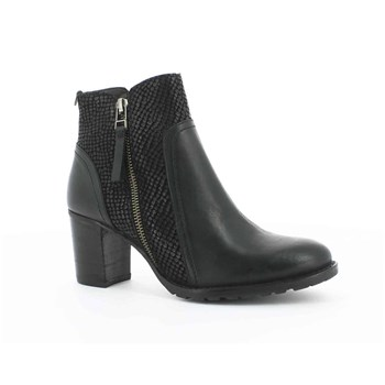Umawa - Bottines en cuir - noir