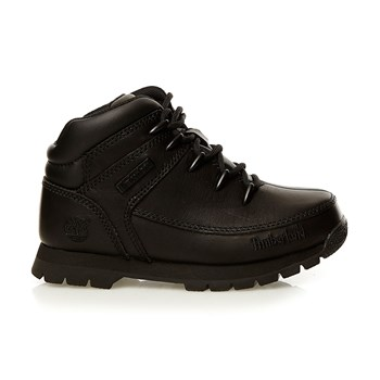 Euro Sprint - Bottines en cuir - noir