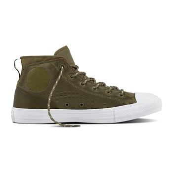 Chuck Taylor All Star Syde Street Mid - Baskets montantes - olive