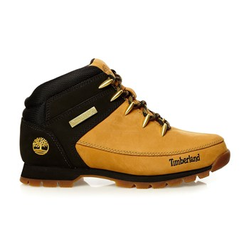 Timberland - Euro Sprint Hiker - Sneakers con inserti in pelle - grano