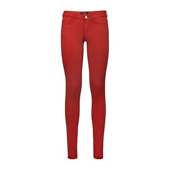 Jegging en coton - rouge