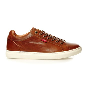 Perris Derby - Sneakers in pelle - marrone scuro