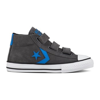 Star Player Ev 3v Mid - Junior - Zapatillas de caña alta - gris oscuro